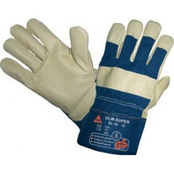 Gants de protection Ulm-Super,SchweinsnarbenCuir,TÃœV-GS,Taille10 (Par 12)