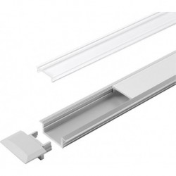 Capuchon pour tube LED C Set