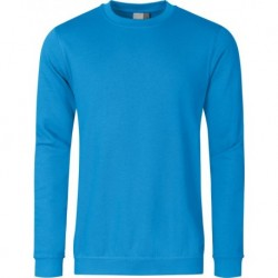 Pull Taille L, turquoise
