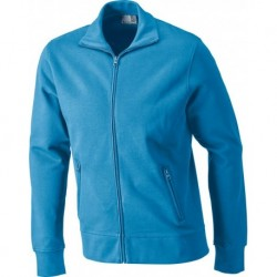 Sweat Taille L turquoise