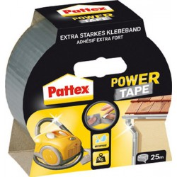 Pattex Power Tape, Modèle : 50 m x 50 mm, Type PT5SW